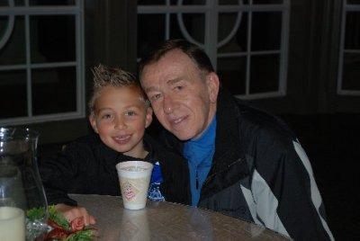 Samy & Grandpa